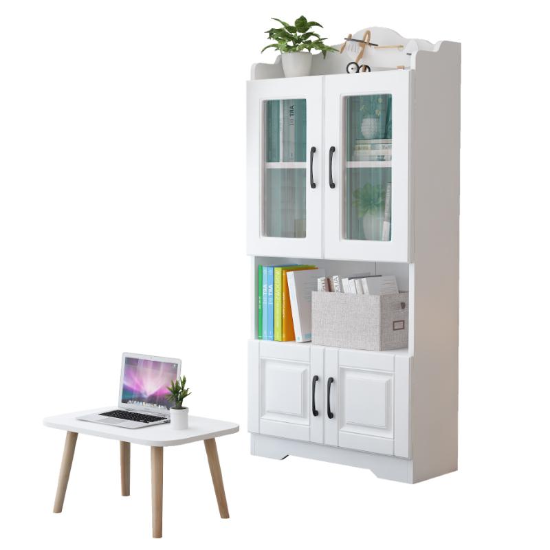 飘窗柜储物柜窗台收纳置物柜书柜书桌书柜一体卧室小书架榻榻米柜