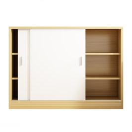 定制推拉门阳台柜储物柜飘窗柜滑门地柜矮柜客厅移门收纳柜置物柜