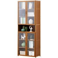 木马人书架落地书柜桌面上儿童小型置物架简易卧室非实木收纳客厅