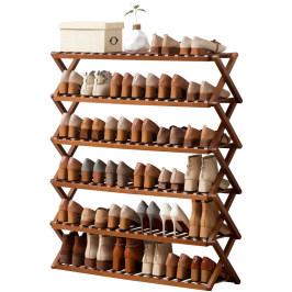 木马人折叠鞋架子家用室内好看简易门口经济型鞋柜收纳放宿舍多层