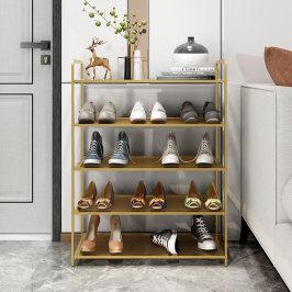 鞋架子家用门口卧室内好看经济小型入户宿舍多层防尘收纳简易鞋柜