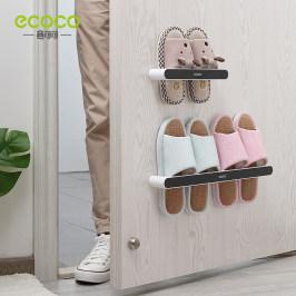 浴室拖鞋架壁挂挂式墙壁厕所鞋子收纳神器卫生间免打孔鞋架置物架