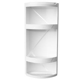 厨房置物架调料调味品专用储物转角柜台面壁挂三角旋转收纳架神器