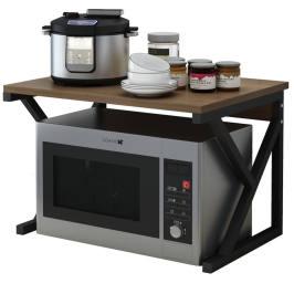厨房置物架台面多层调料架微波炉架子调味置物收纳架用品家用大全