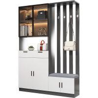 客厅玄关柜隔断柜进门鞋柜一体靠墙家用轻奢收纳柜现代简约门厅柜