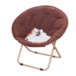 月亮椅折叠躺椅阳台休闲椅卧室椅子家用午休靠背懒人椅子单人沙发