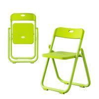 折叠椅子夏季靠背家用办公学习宿舍会议电脑椅凳阳台便携单人简易