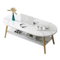 茶几现代简约小户型简易客厅迷你小尺寸圆桌子家用卧室沙发边几柜