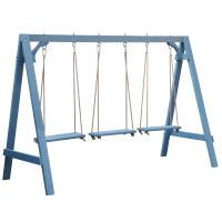 防腐木秋千吊椅户外庭院室外院子阳台花园儿童荡家用实木摇椅大人