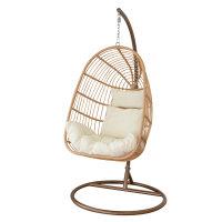 网红吊篮家用吊椅吊床室内卧室秋千民宿懒人摇椅藤椅阳台摇篮椅子