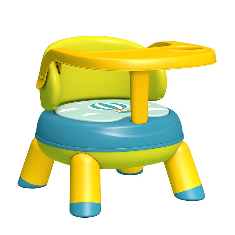 宝宝餐椅婴儿多功能座椅吃饭餐桌儿童叫叫椅家用靠背凳子座椅椅子