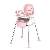 宝宝餐椅多功能儿童吃饭桌婴儿餐桌便携式折叠宜用家座椅小孩bb凳