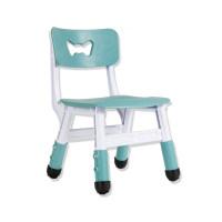加厚板凳儿童椅子幼儿园靠背椅宝宝餐椅塑料小椅子家用小凳子防滑